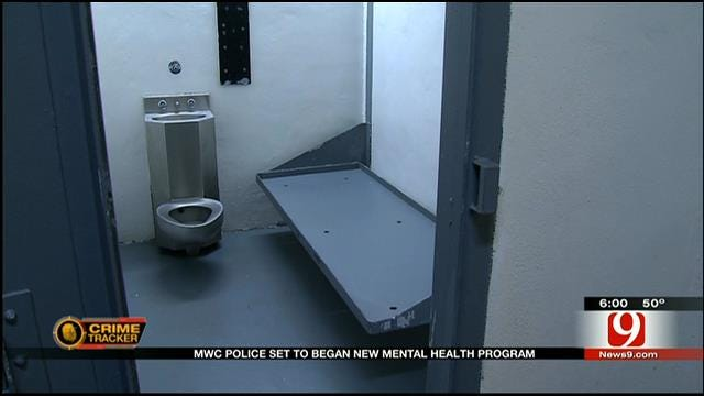 MWC Authorities Hope Mental Health Program Can Curb Jail Population