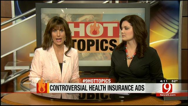 Hot Topics: Controversial Obamacare Advertising