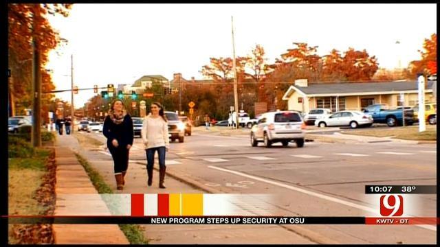 OSU Implements 'Safe Walk' Program