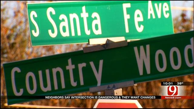 Changes Finally Coming To Deadly Edmond Intersection