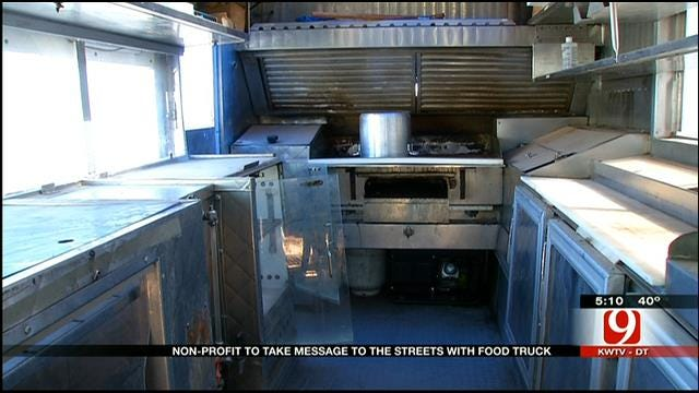 Group To Use Food Truck To Help Prostitutes In OKC