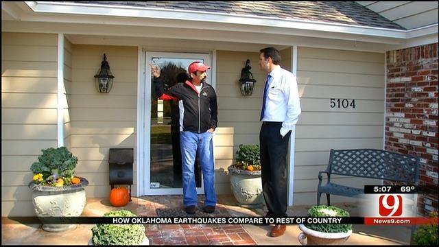 Oklahomans Talk About Recent Earthquake Outbreak
