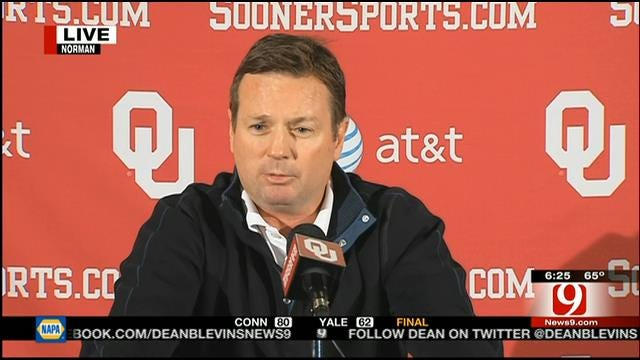 Stoops Addresses Calls For More Creative Offense