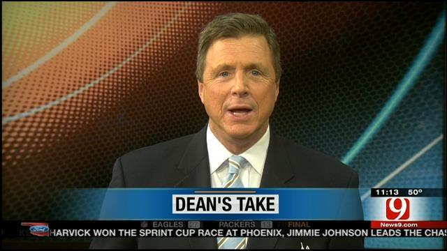Dean's Take: Thunder Up