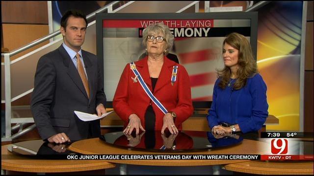 Junior League of Oklahoma City To Honor Veterans