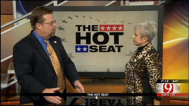 Hot Seat: Major Rita Aragon