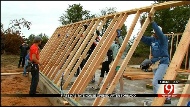 Habitat For Humanity Completes First Home For Bethel Acres Family
