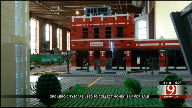 Lego Model Of Oklahoma City Needs New Home
