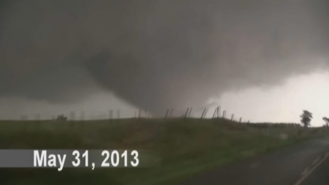 David Payne And The News 9 Storm Trackers Remember the May 2013 Tornados