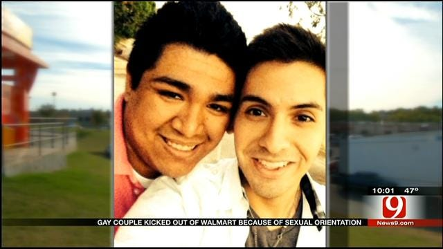 Gay Couple Booted From Chickasha Grocery Store