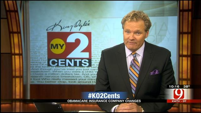 My 2 Cents: Oklahoma Insurers Ask For Delay In Renewals
