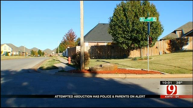 Police, Schools On Alert Following Attempted Abduction In NW OKC