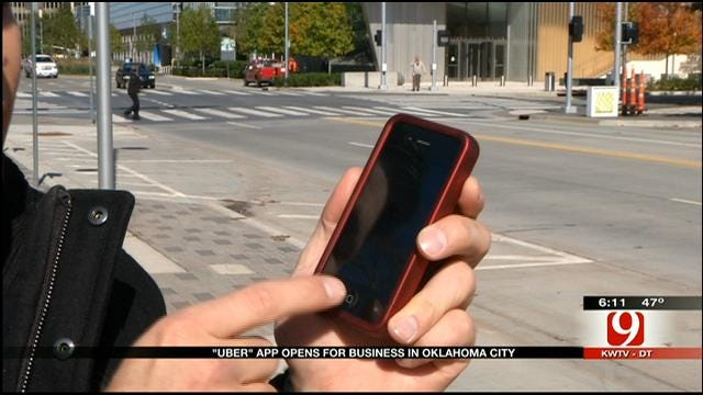 OKC Officials Consider Putting The Brakes On Uber