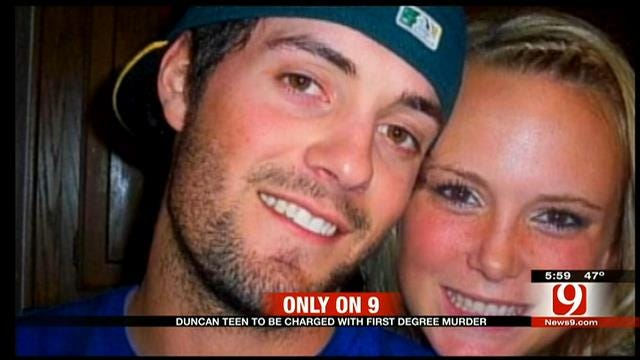 Duncan Teen Charged With Murder In Shooting Death Of Australian
