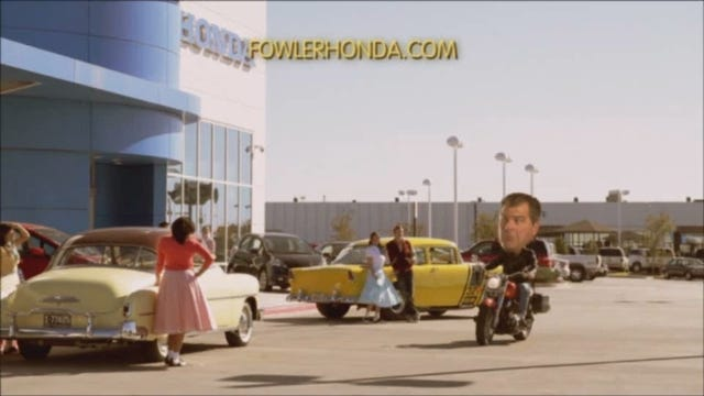 Fowler Honda: Happy Days