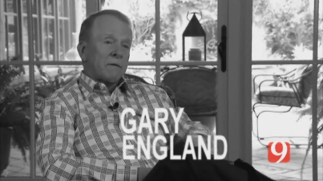Gary England: A Rare and Candid Look