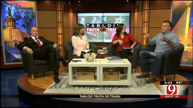 Tabloid Truth Or Trash For Tuesday, November 5, 2013