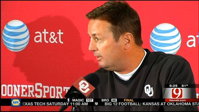 Stoops Can Make History Against Baylor