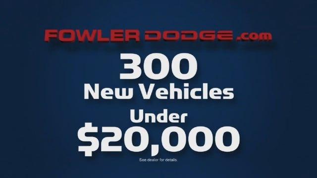Fowler Dodge: Basketball Fan Specials