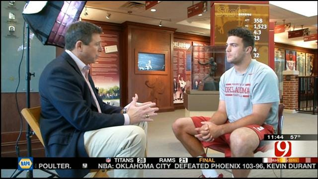 Dean Goes One-On-One With Blake Bell