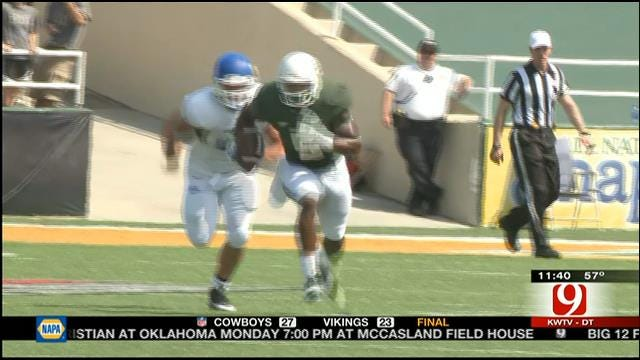 Previewing Baylor And Oklahoma