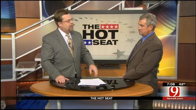 Hot Seat: Dr. James Beckham
