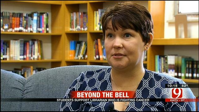 Beyond The Bell: Roosevelt Middle School Librarian Battles Cancer