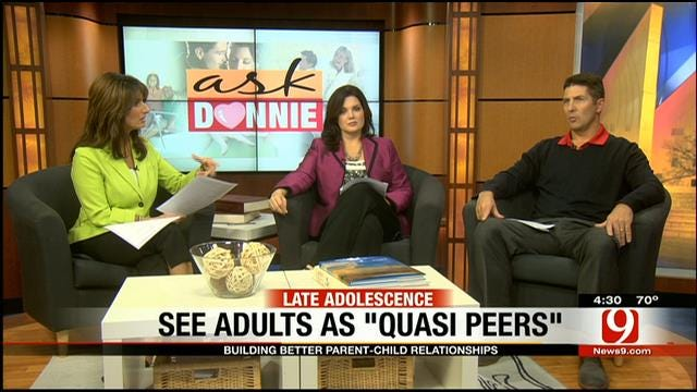 Ask Donnie: Building Better Relationship With Adult Children
