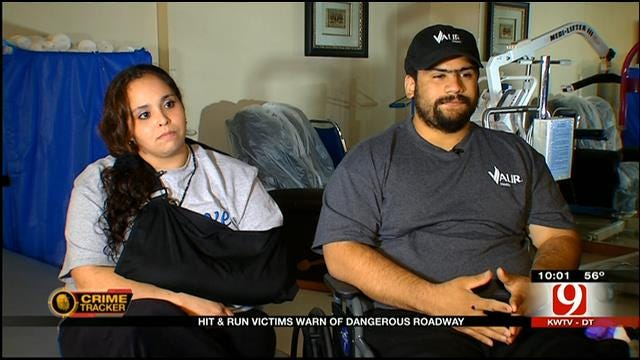 Fund Set Up To Help OKC Couple After Hit-And-Run Accident
