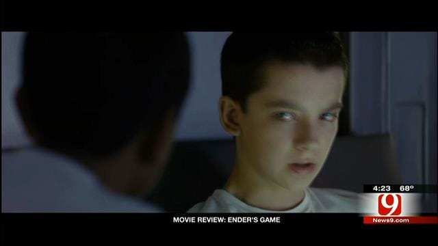 Dino Previews 'Ender's Game'