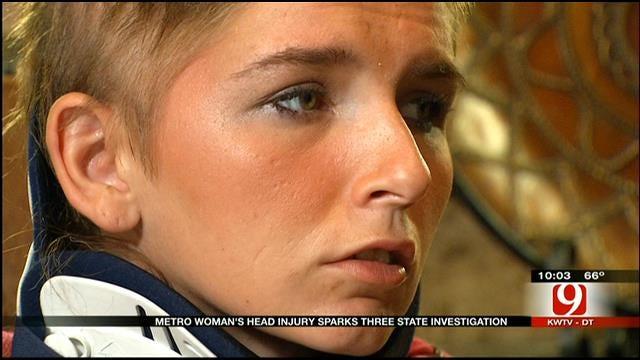 Investigators Still Puzzled Over OKC Woman Jumping From Semi
