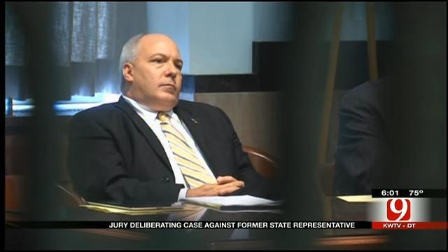 Jury Begins Deliberations In Former Oklahoma Lawmaker's Bribery Trial