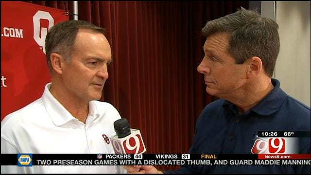 OU Basketball Hosts Media Day