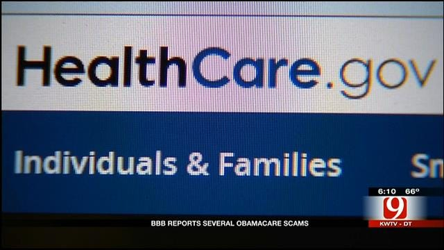Scams Pop Up In Oklahoma Amid Launch Of Obamacare Website