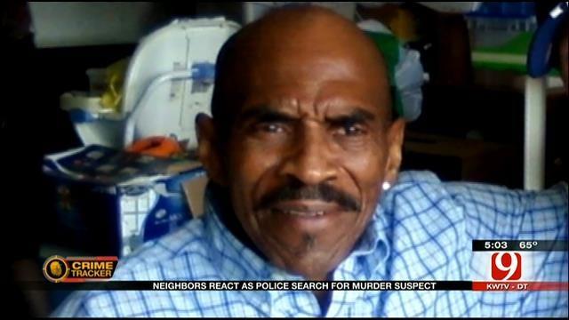 Neighbors In NE OKC Shocked By Death Of Elderly Man