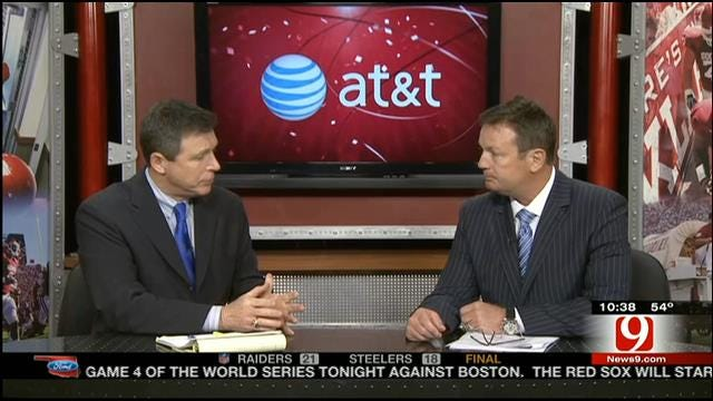 Oklahoma Report Card, Plus One-On-One With Bob Stoops