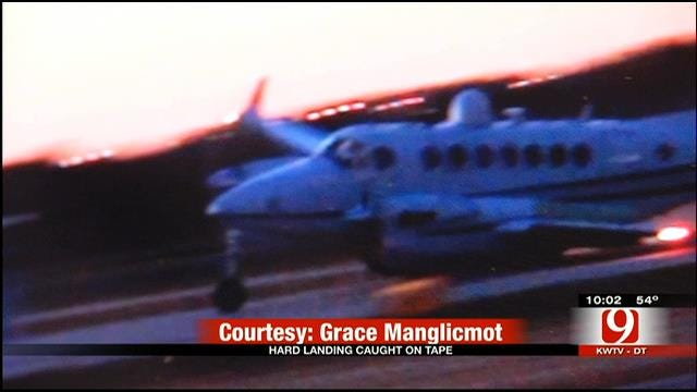 Small Plane Crashes At Wiley Post Airport
