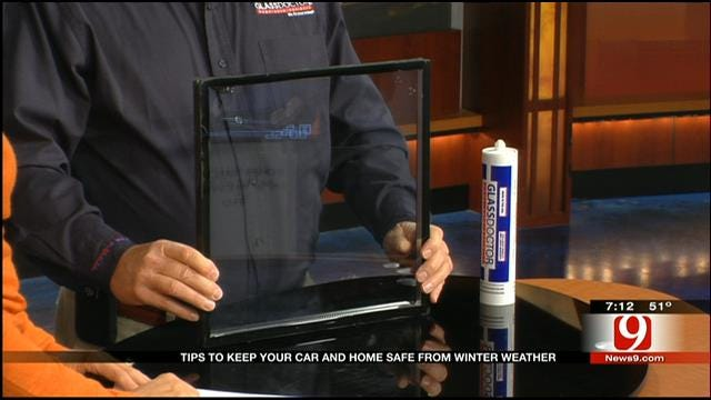 Tips To Keep Your Home, Vehicle Safe From Winter Weather