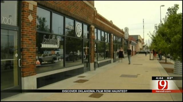 Discover Oklahoma: OKC's Film Row