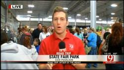 Road Trip Oklahoma: Nick Bender Live From Affair Of The Heart