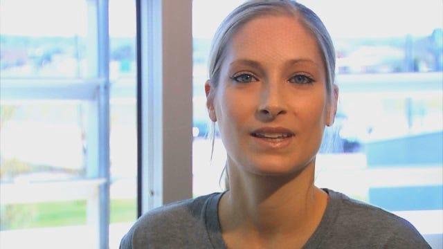 WEB EXTRA: News 9 Speaks With OKC Mother Battling Brain Tumor