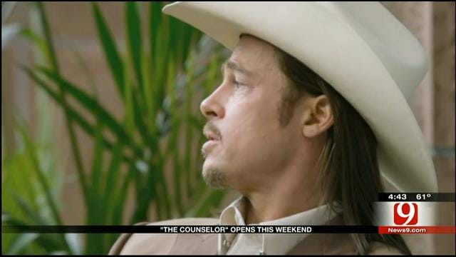 New Movie 'The Counselor' Opens Friday
