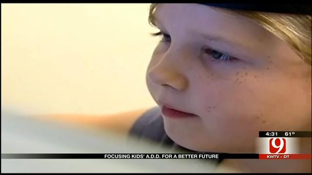 Medical Minute: Focusing Kids' ADD For A Better Future