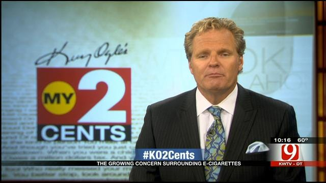 My 2 Cents: Anger Over E-Cigarettes