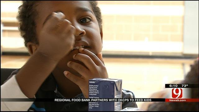 OKC Organizations Team Up To Feed Kids On Fall Break