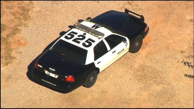 WEB EXTRA: Police Search For Shooter In SW OKC