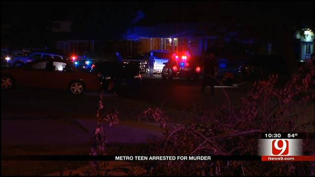Teen Shot Dead After House Party In Moore