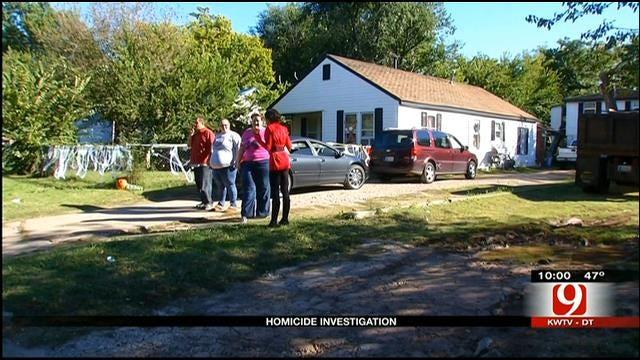 Man Gunned Down In SUV In SW OKC Neighborhood
