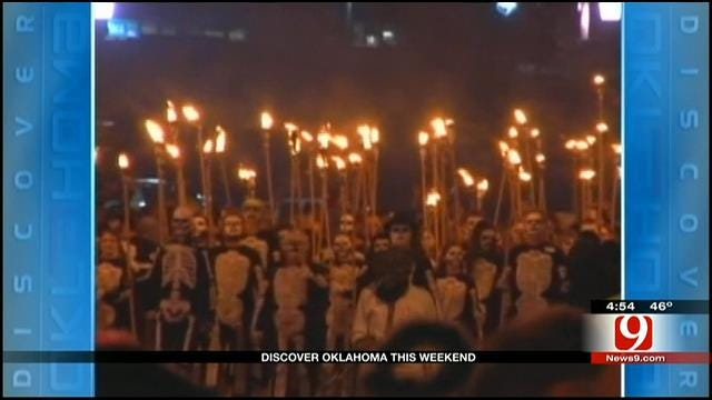 Discover Oklahoma: Ghouls On Parade