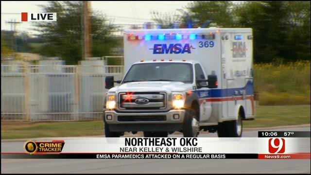 Assaults On EMSA Medics Unexpectedly Common